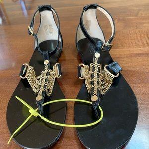 Brand new Jimmy Choo flat sandals